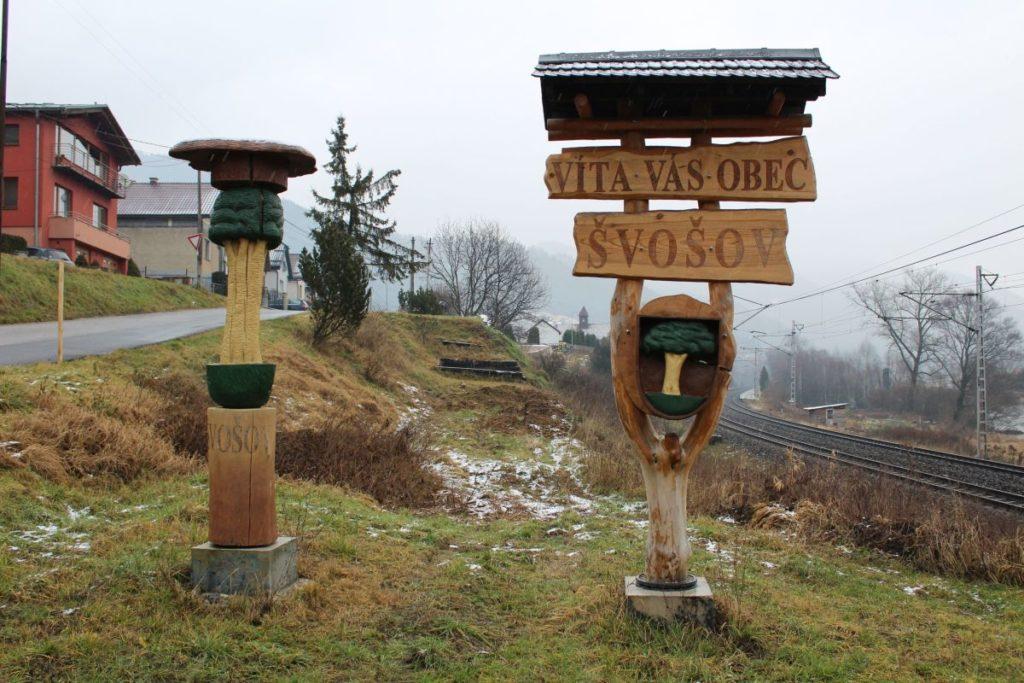 Švošovský turisticko-náučný chodník 01