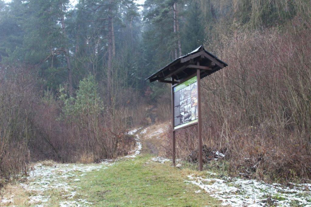 Švošovský turisticko-náučný chodník 02