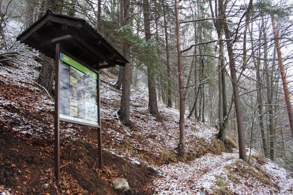 Švošovský turisticko-náučný chodník 03
