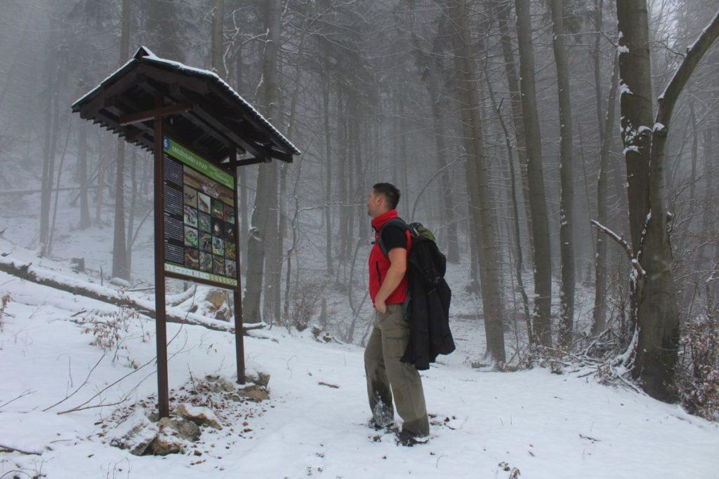 Švošovský turisticko-náučný chodník 08