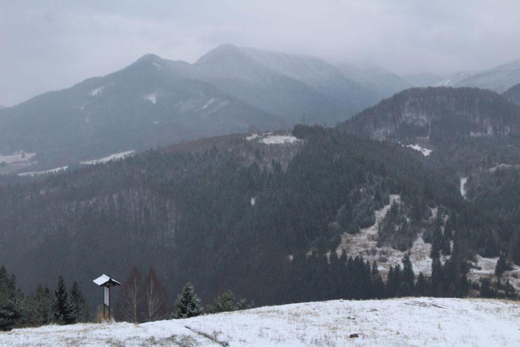 Švošovský turisticko-náučný chodník 12