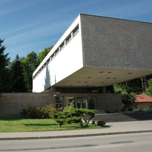 Budova Galérie Ľudovíta Fullu ico