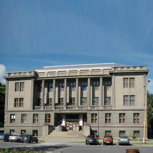 Budova Liptovského múzea ico