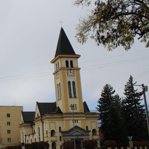 Evanjelický kostol v Ružomberku ico