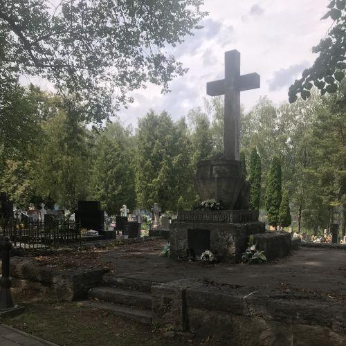 Mestský cintorín v Ružomberku