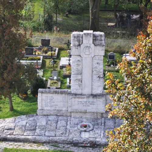 Pamätník černovských martýrov