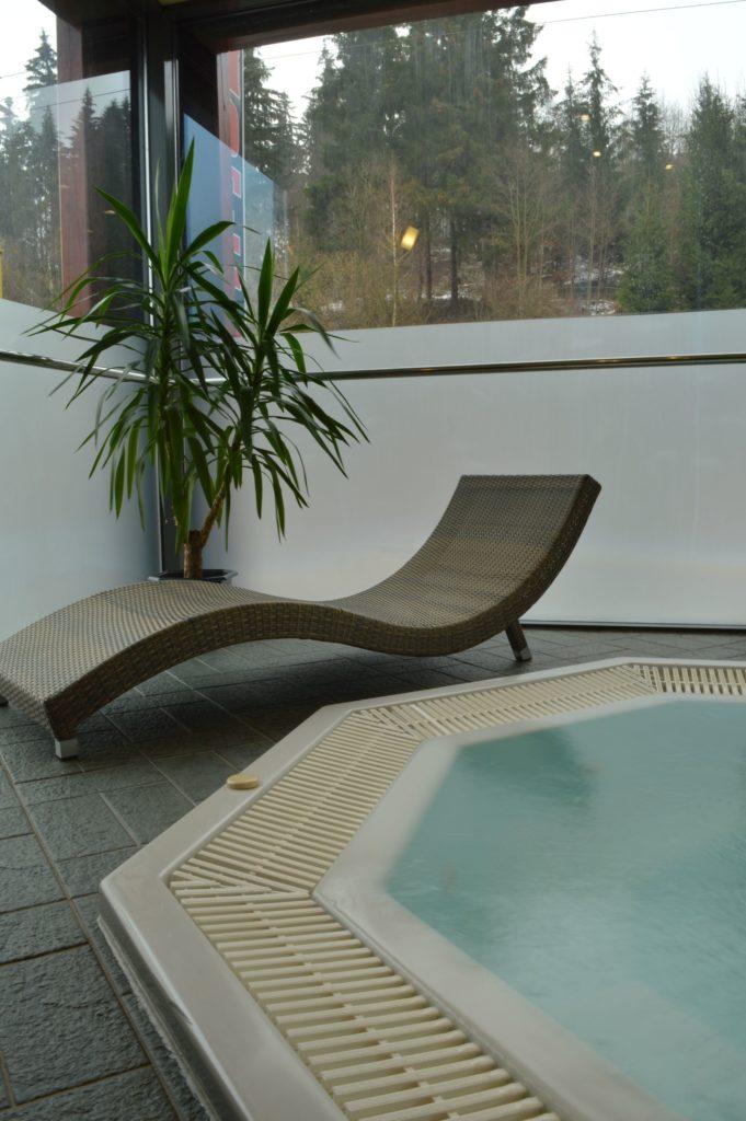 """Pool in Hotel """"Áčko"""""""