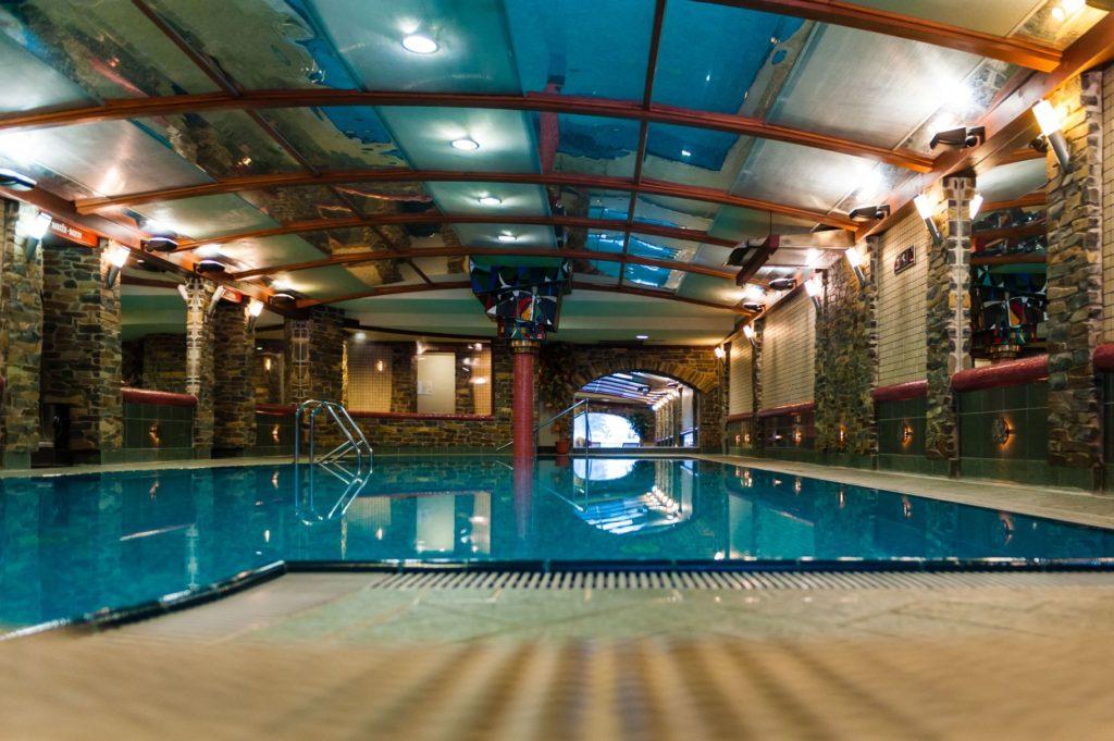 Bazén v Hoteli Áčko 03