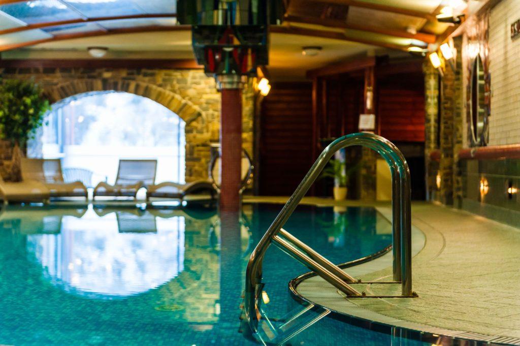 Bazén v Hoteli Áčko 04