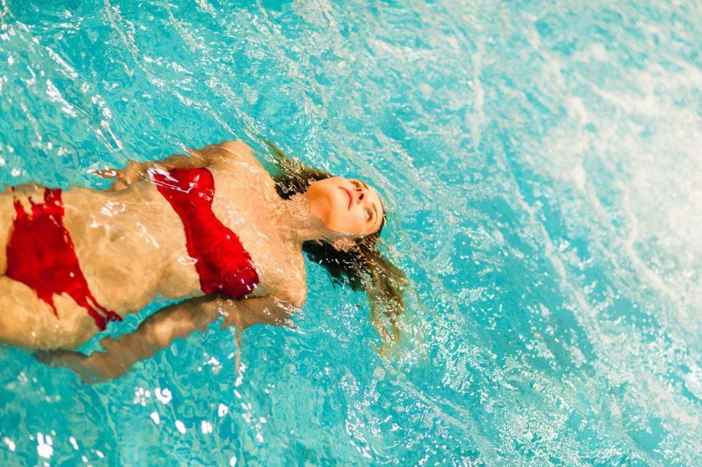 Bazén v Hoteli Áčko 16