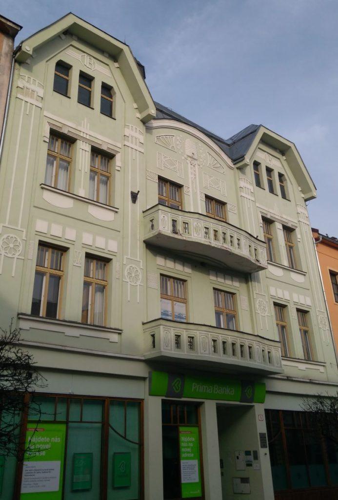 Budova bývalej Ľudovej banky 01