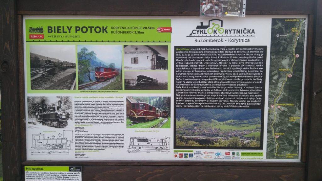 Cyklokorytničkou z Ružomberka do Korytnice 09