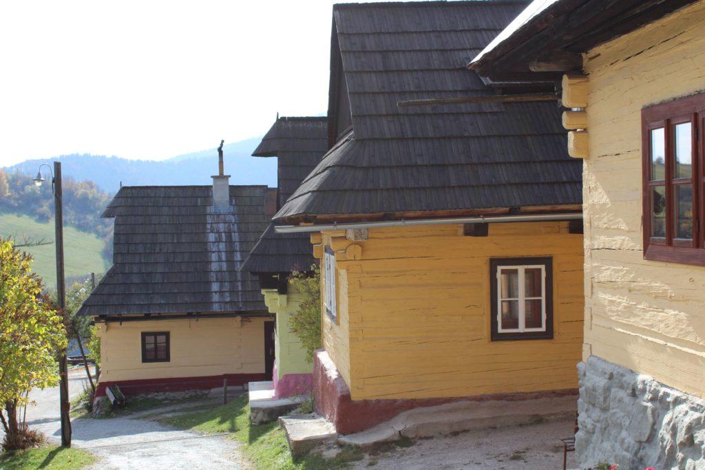 Exhibitions in Vlkolínec