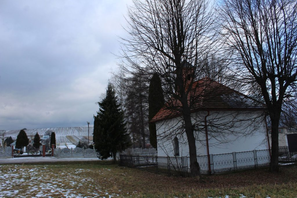 Kaplnka Liptovské Sliače - Nižný, pri cintoríne 12