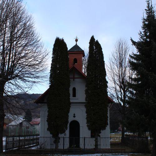 Chapel of Liptovské Sliače – Nižný, by the cemetery