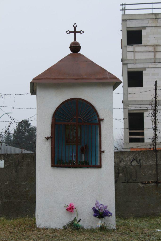 Kaplnka Ružomberok, križovatka Bottova – Jána Jančeka