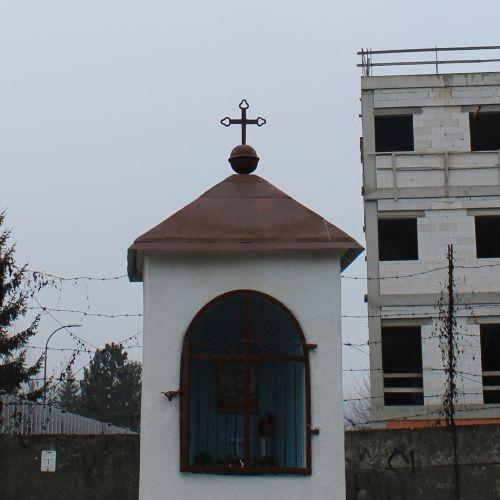 Chapel of Ružomberok, at the intersection of Bottova – Jána Jančeka