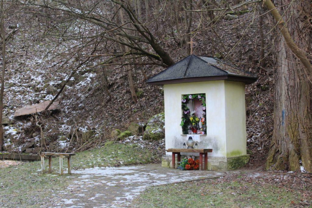 Kaplnka Ružomberok, ulica Žilinská cesta 01