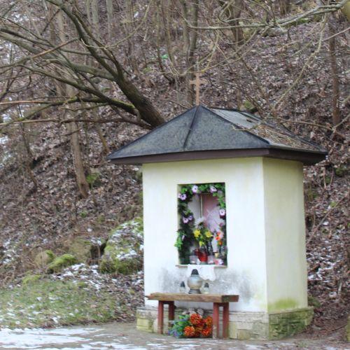 """Chapel of Ružomberok, """"Žilinská cesta"""" Street"""