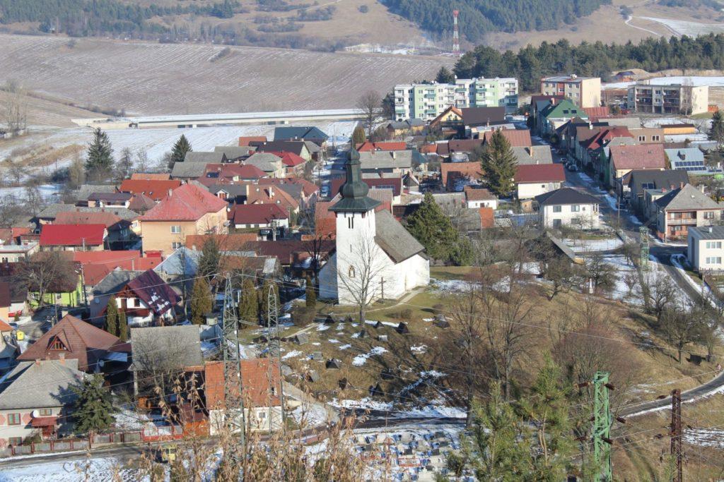Kostol sv. Martina v Martinčeku 13