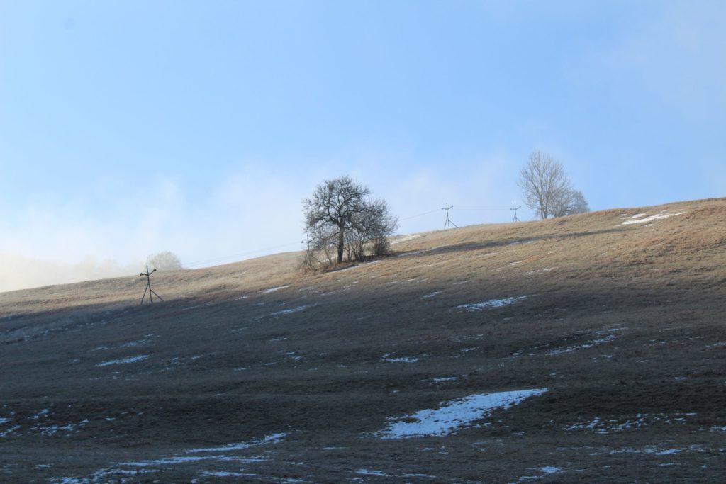 Lyžiarsky vlek v Bielom Potoku