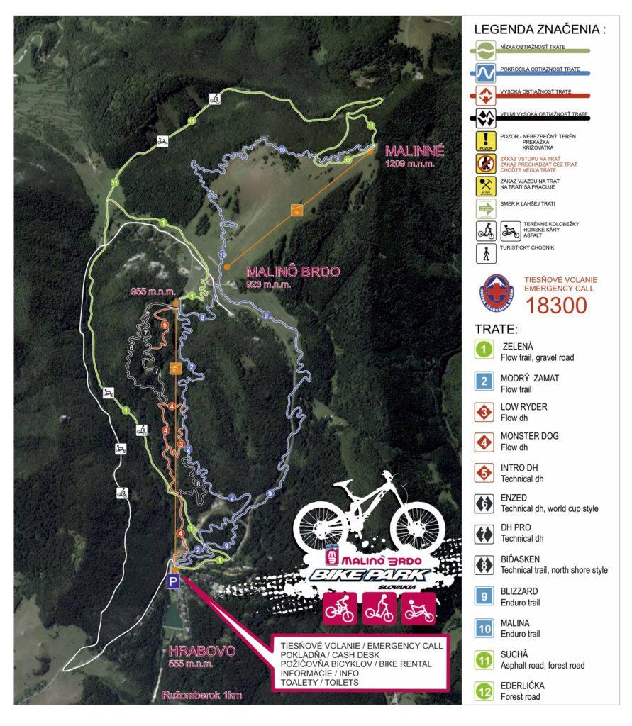 Downhill track: Blizzard