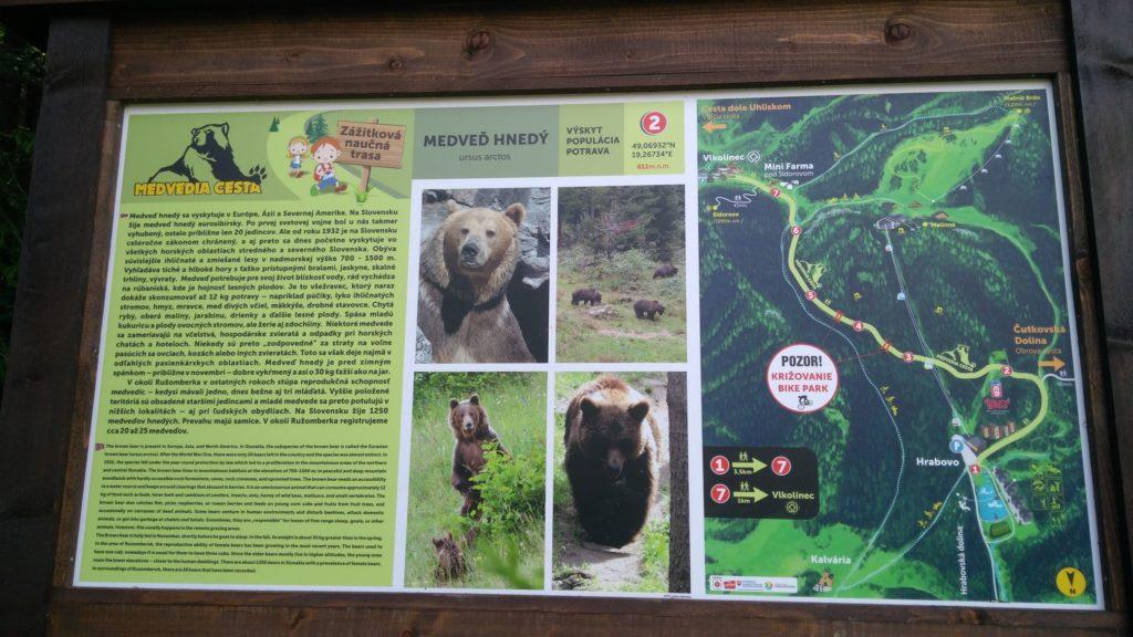 Náučný chodník Medvedia cesta 03