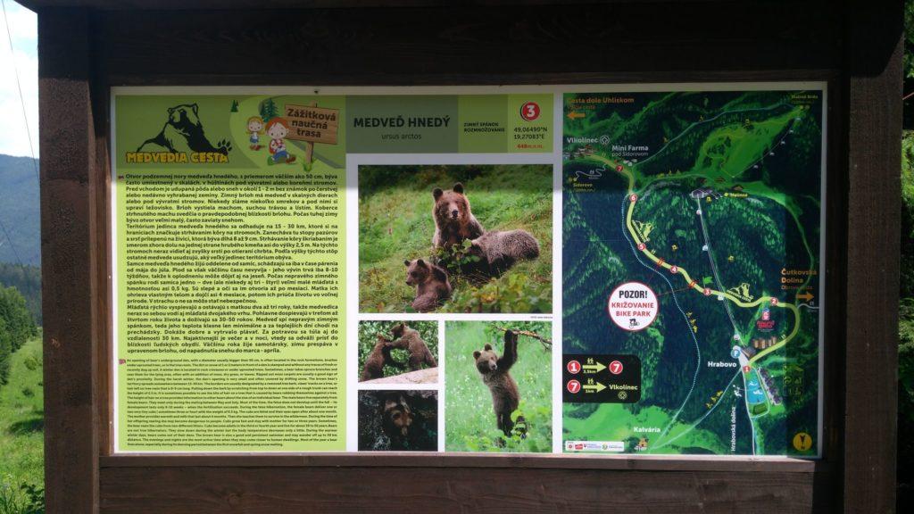 Náučný chodník Medvedia cesta 04