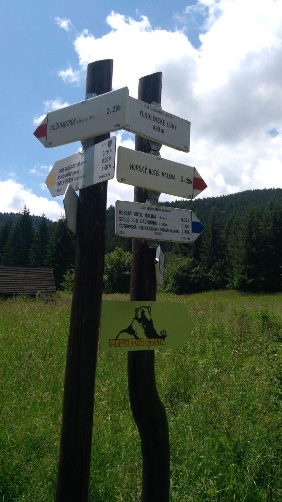 Náučný chodník Medvedia cesta 08