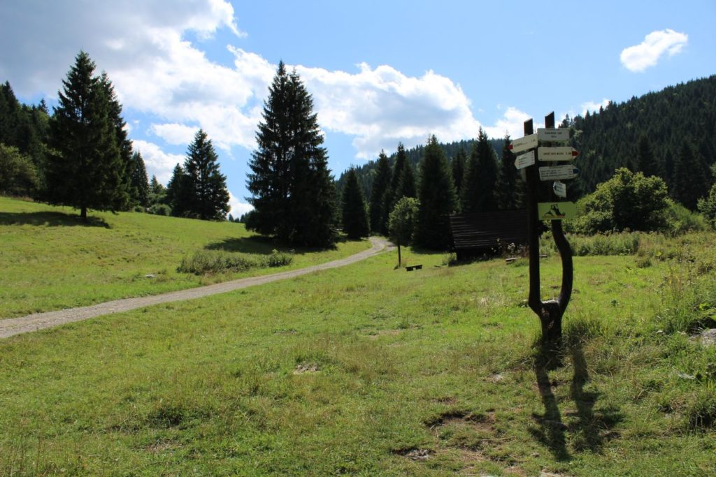 Náučný chodník Medvedia cesta 16