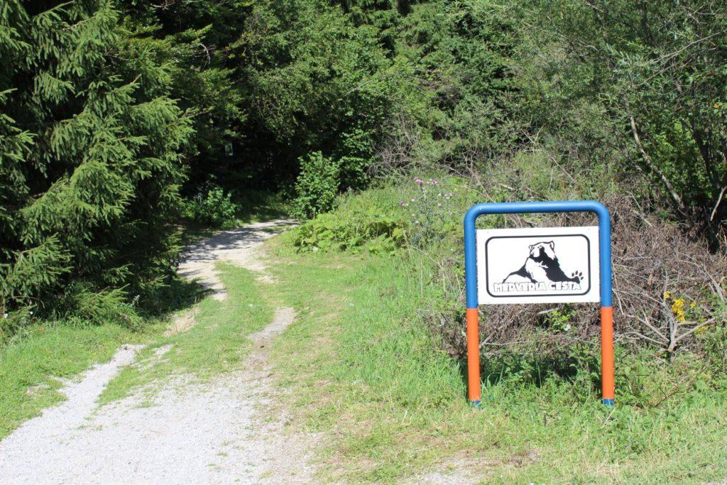 Náučný chodník Medvedia cesta 17