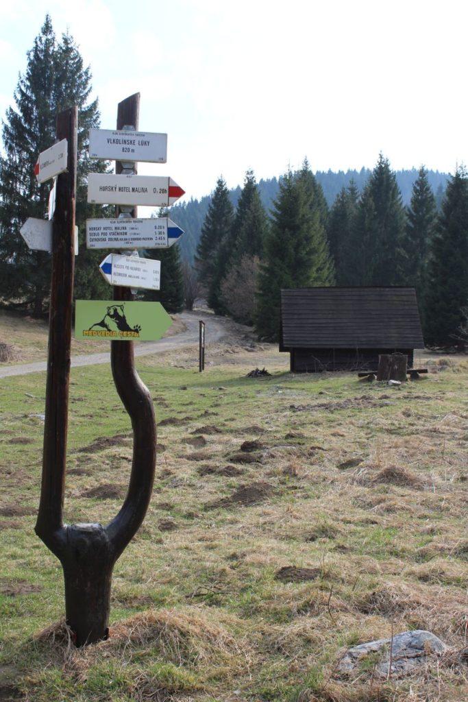 Náučný chodník Medvedia cesta 19