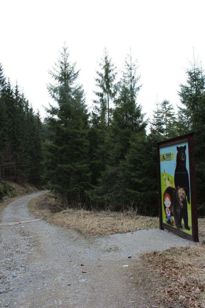 Náučný chodník Medvedia cesta 23