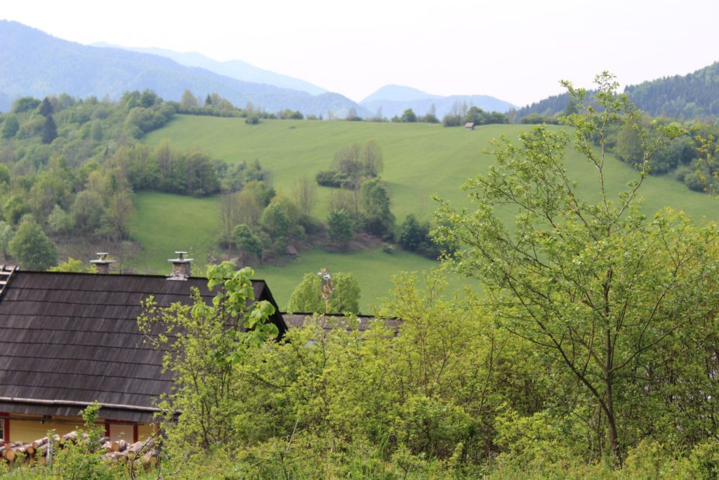 Surroundings of Vlkolínec
