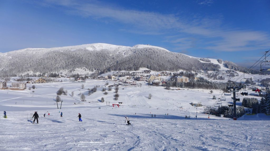 Park Snow Donovaly 17