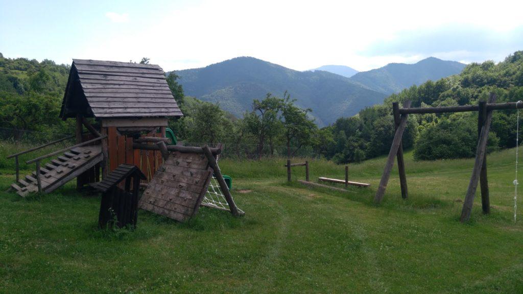 Trlenskou dolinou do Vlkolínca s deťmi 09
