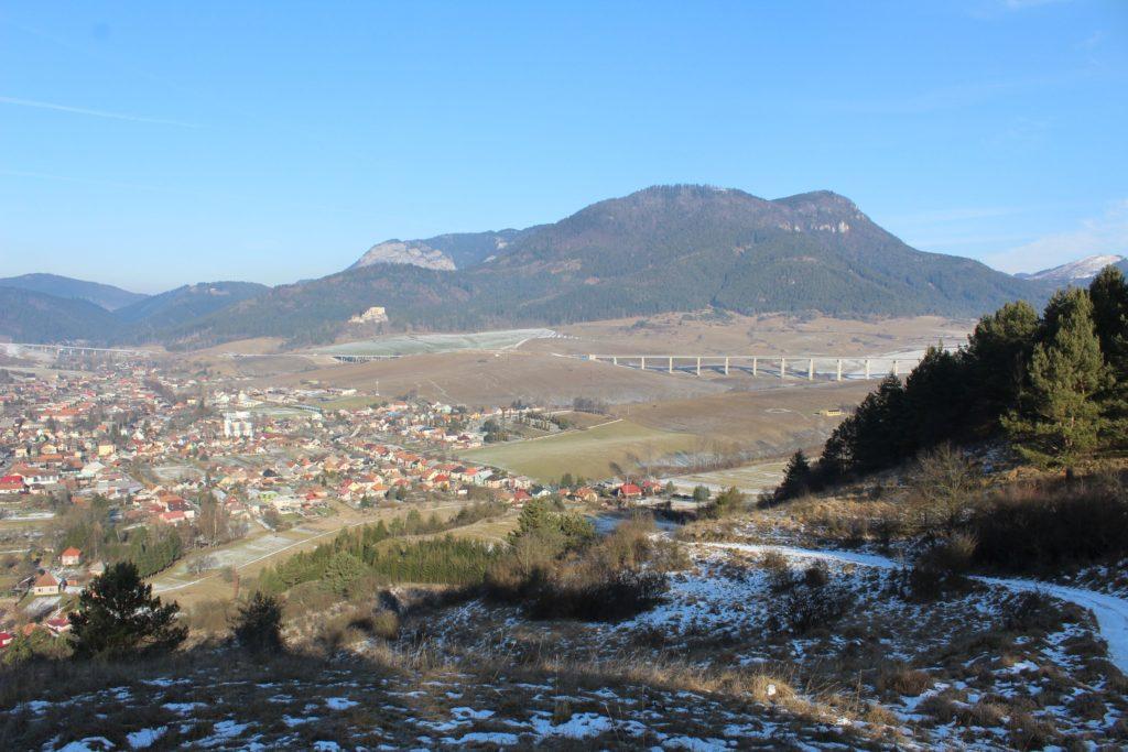 Vrchol Mních