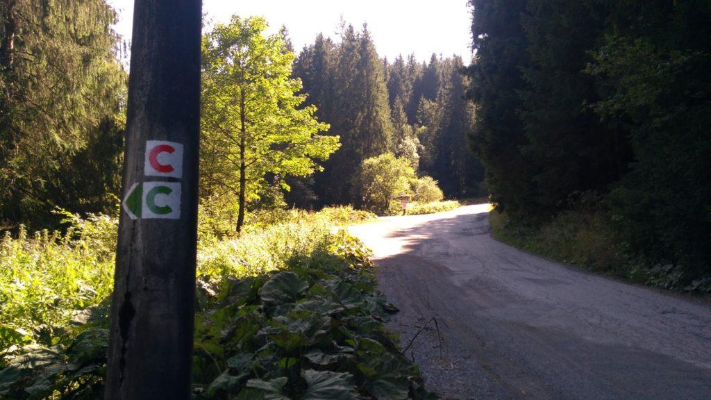 Z Ľupčianskej doliny do baníckej osady Magurka s deťmi 02