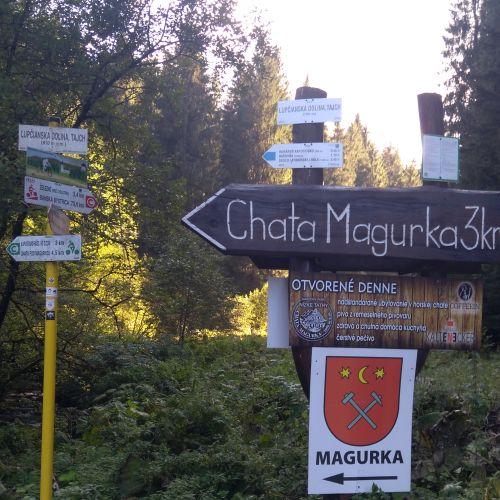 Z Ľupčianskej doliny do baníckej osady Magurka s deťmi