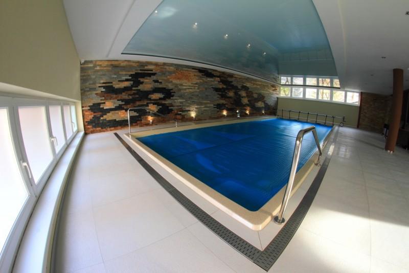 Bazén v Penzióne Blesk 02