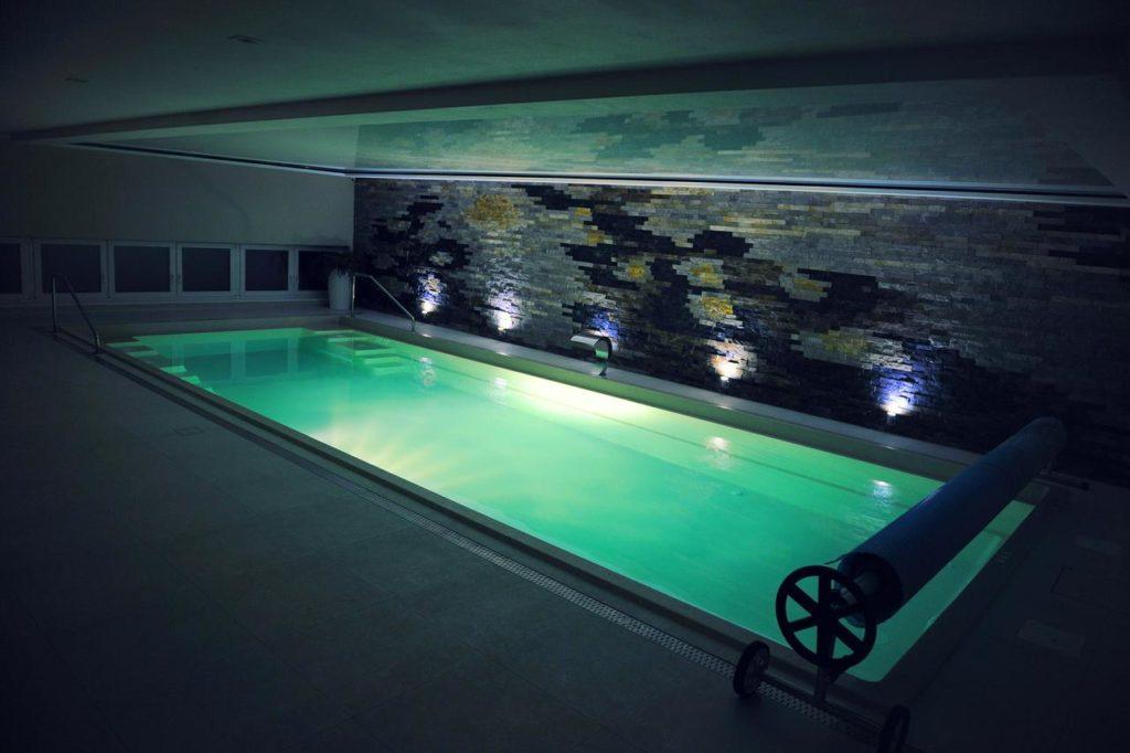 Bazén v Penzióne Blesk 03