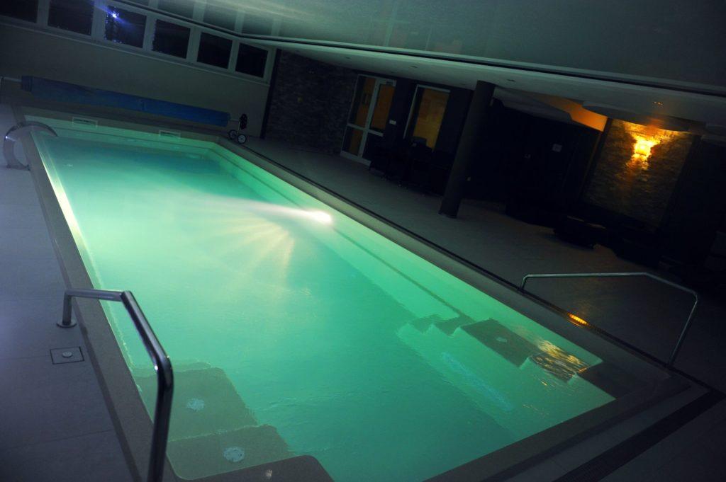 Bazén v Penzióne Blesk 06
