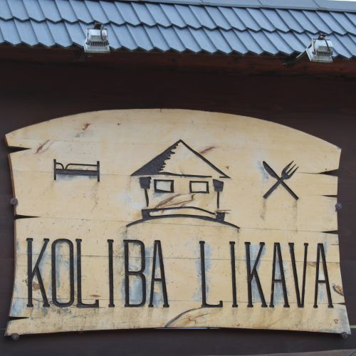 "Shepherd's Hut ""Koliba Likava"""