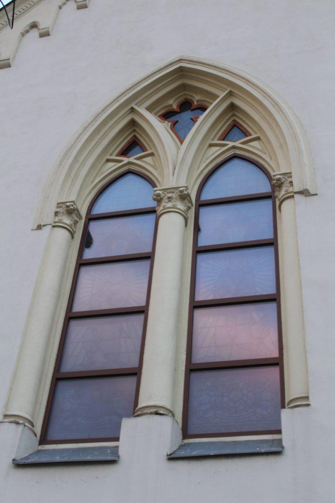 Kostol Panny Márie Ružencovej v Černovej 04