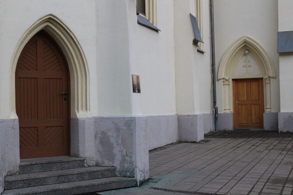 Kostol Panny Márie Ružencovej v Černovej 07