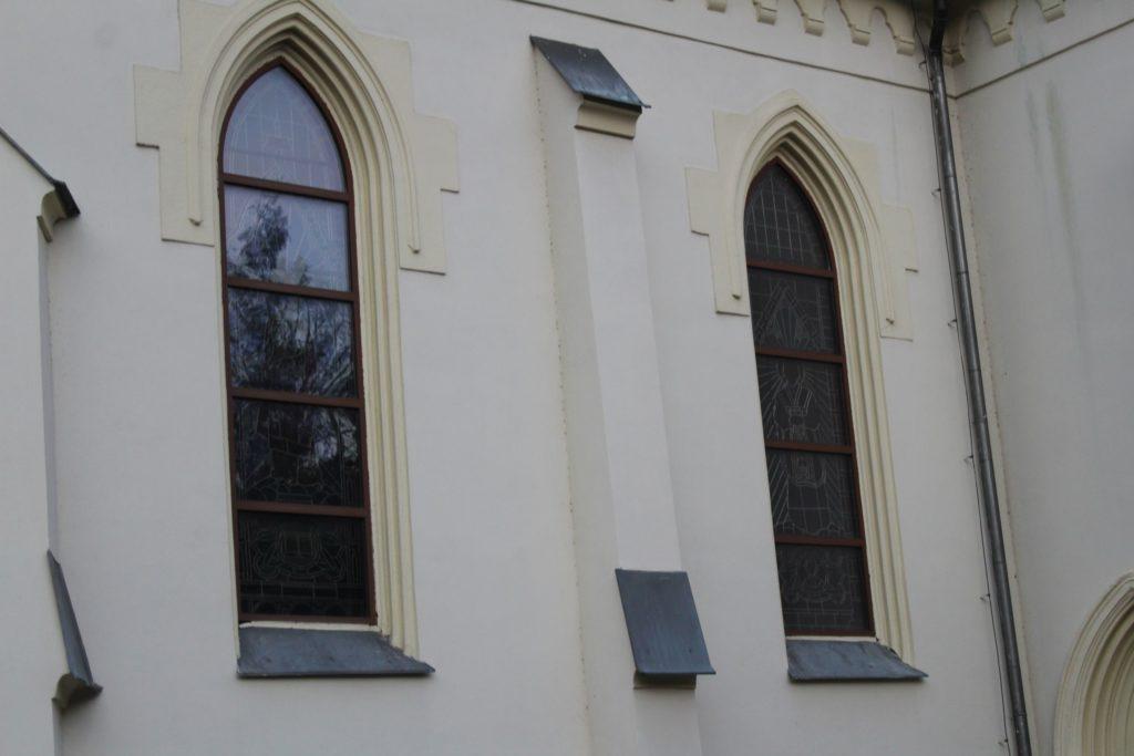 Kostol Panny Márie Ružencovej v Černovej 08