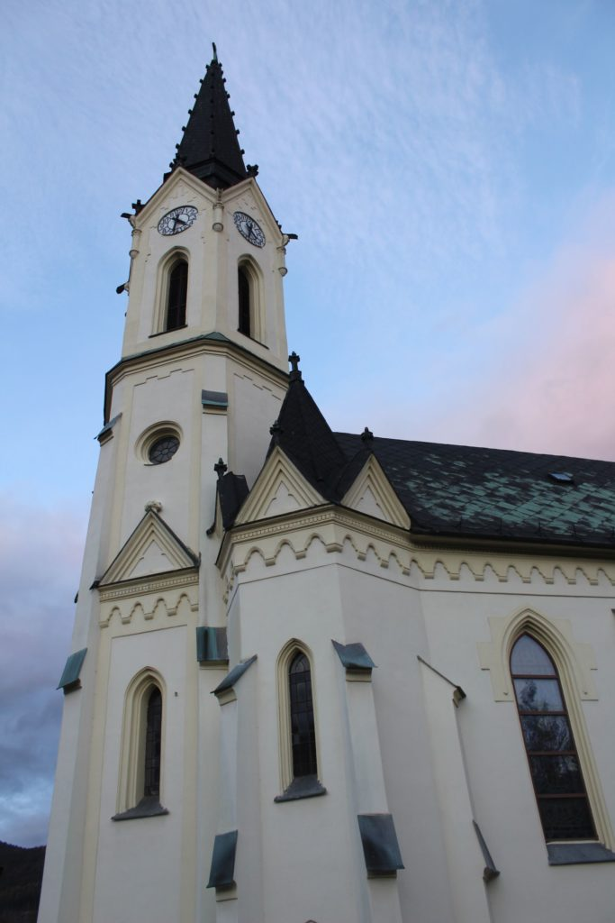 Kostol Panny Márie Ružencovej v Černovej 09