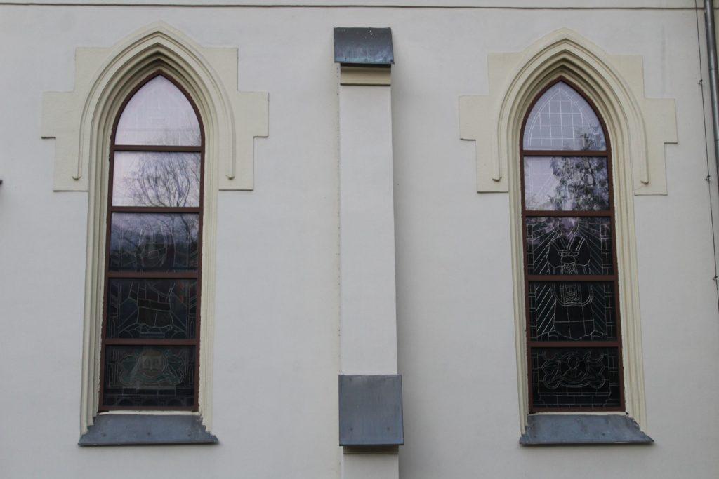 Kostol Panny Márie Ružencovej v Černovej 13