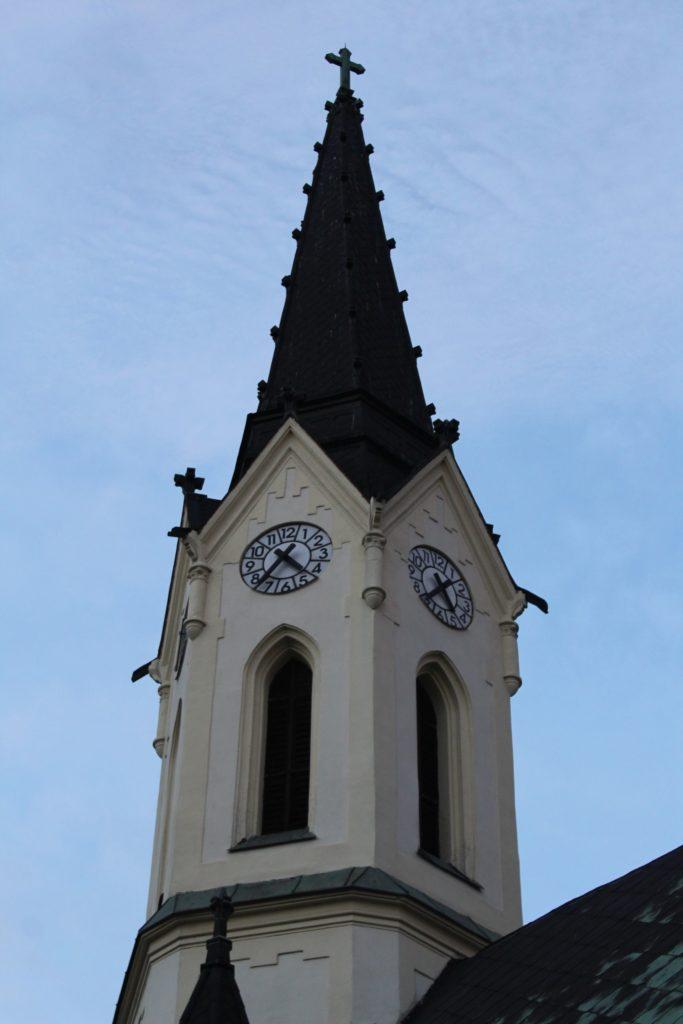 Kostol Panny Márie Ružencovej v Černovej 16