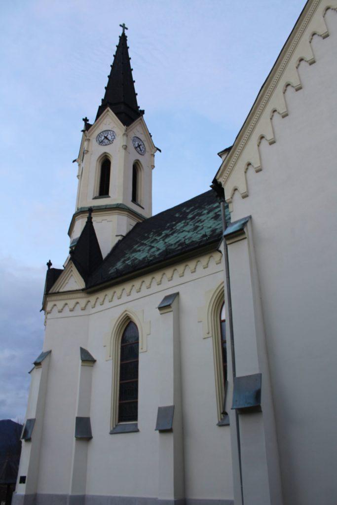 Kostol Panny Márie Ružencovej v Černovej 17
